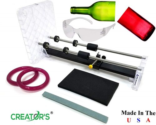 Creator's Glass Bottle Cutter Machine