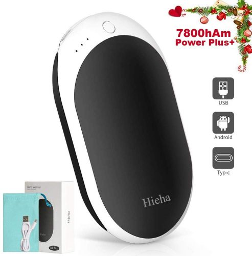 Hieha Hand Warmers Rechargeable