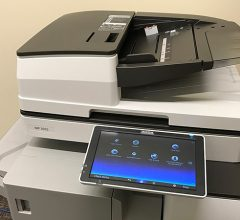 Color Laser Multifunction Printer