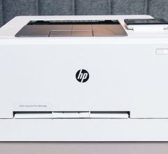 Compact Color Laser Printer