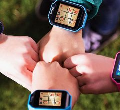 kids a smartwatch