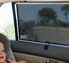 window curtain for cars