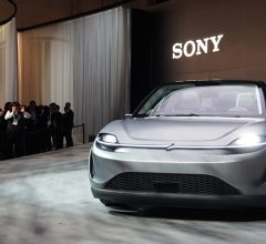 Sony's new electric car