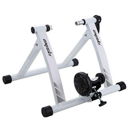 unisky Magnetic Bike Trainer Stand Steel Bicycle Exercise