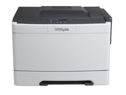 Lexmark CS310dn Compact Color Laser Printer, Network Ready, Duplex Printing and Professional Features
