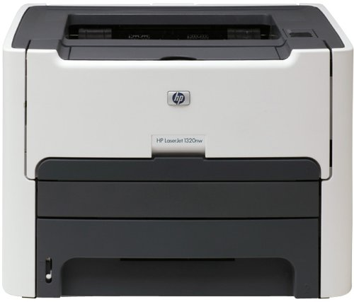 HP LaserJet 1320nw Monochrome Wireless Network Printer