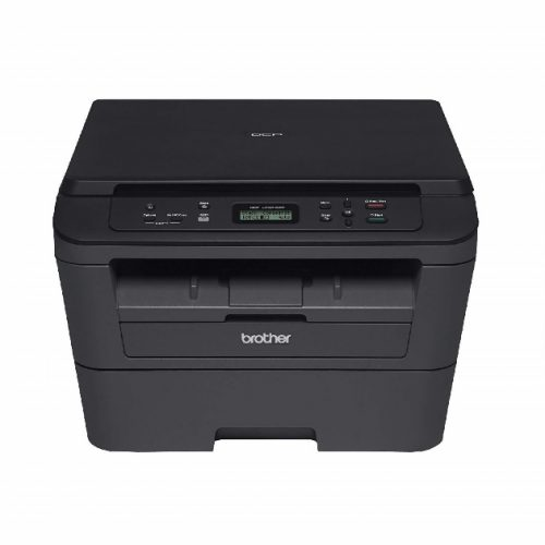 Brother Compact Monochrome Laser Printer, HLL2390DW, Convenient Flatbed Copy & Scan