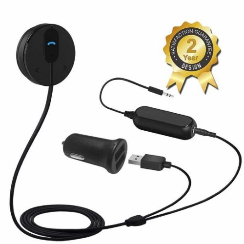 Besign BK01 Bluetooth 4.1 Car Kit Hands-Free Wireless Talking