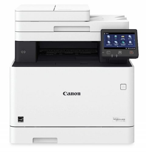 Canon Color imageCLASS MF741Cdw - Multifunction, Wireless, Mobile Ready, Duplex Laser Printer