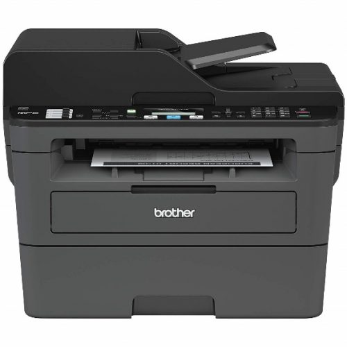 Brother Monochrome Laser Printer, Compact All-In One Printer, Multifunction Printer