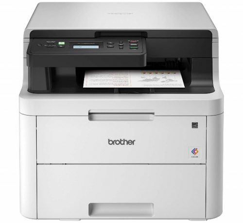 Brother HL-L3290CDW Compact Digital Color Printer Providing Laser Printer Quality Results
