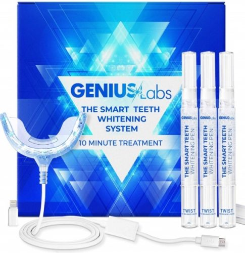 Genius labs teeth whitening kit