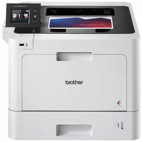 Brother Business Color Laser Printer, HL-L8360CDW, Wireless Networking