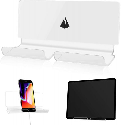 TXesign Adhesive Wall Phone Tablet Holder Mount Stand