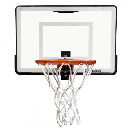 JustInTymeSports Wall Mounted Mini Basketball Hoop