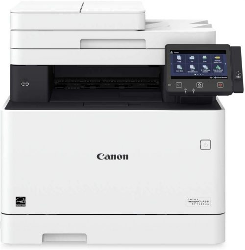 Canon Color imageCLASS MF743Cdw - All in One, Wireless, Mobile Ready
