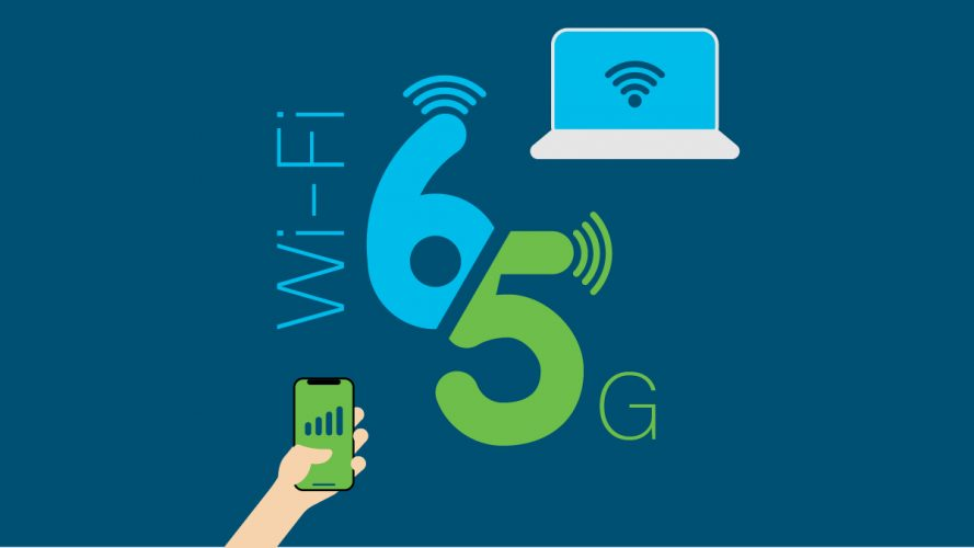 Wifi 6 and 5G
