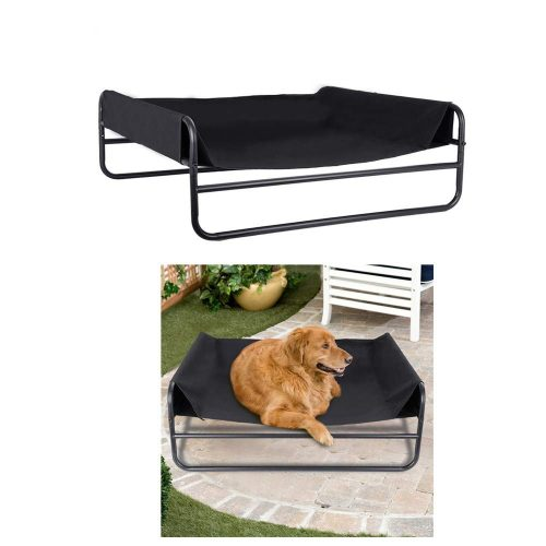 NXDA Elevated Dog Bed Portable Cooling Raised Pet Cot