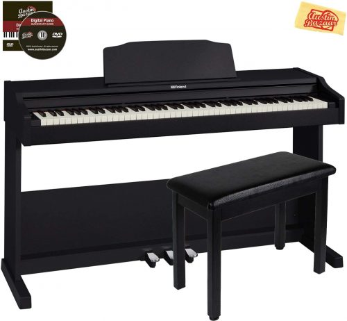 Roland RP102 Digital Piano Bundle