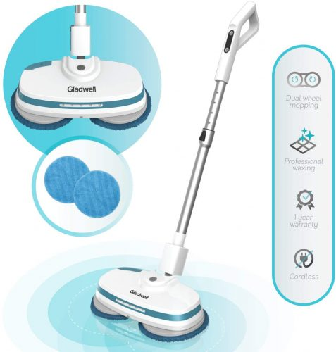 Gladwell Cordless Electric Mop-3