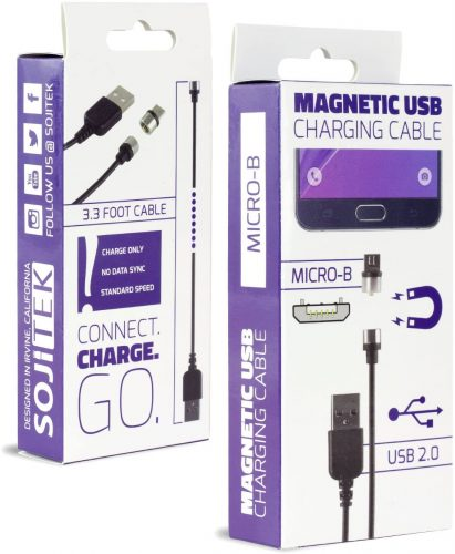 SOJITEK Genuine Detachable Magnetic Charging Charger