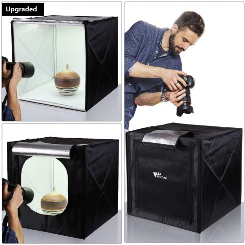 amzdeal Light Box for Photography 20inch