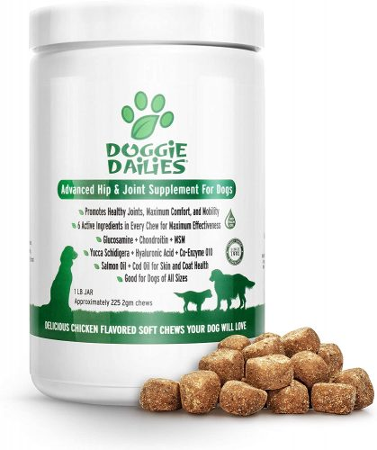 Doggie Dailies Glucosamine for Dogs