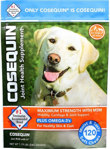 Cosequin Soft Chews with MSM and Omega-3s