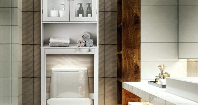 Bathroom storage