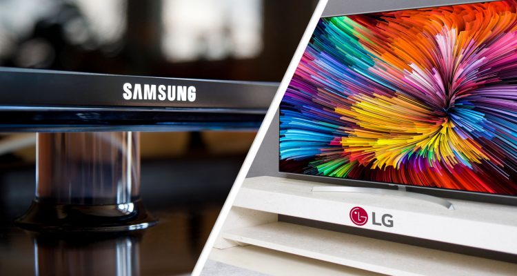 Samsung vs. LG TVs: which one is better?