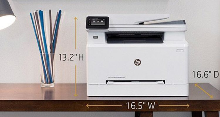 Wireless Color Laser Printer