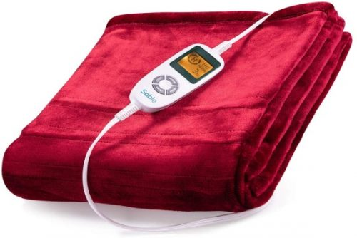 Sable electric throw blanket - Electric Throw Blankets