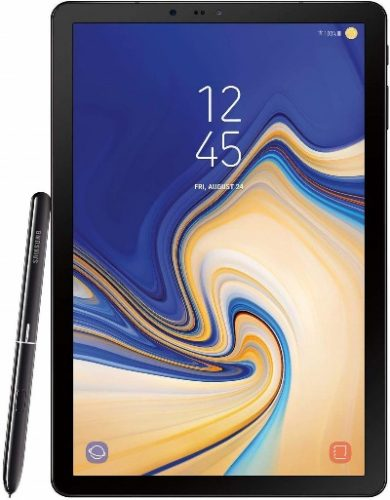 Samsung Electronics SM-T830NZKAXAR Galaxy Tab S4 with S Pen