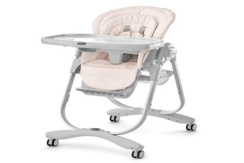 Chicco Polly Magic High Chair, Lilla - Baby Booster Chair