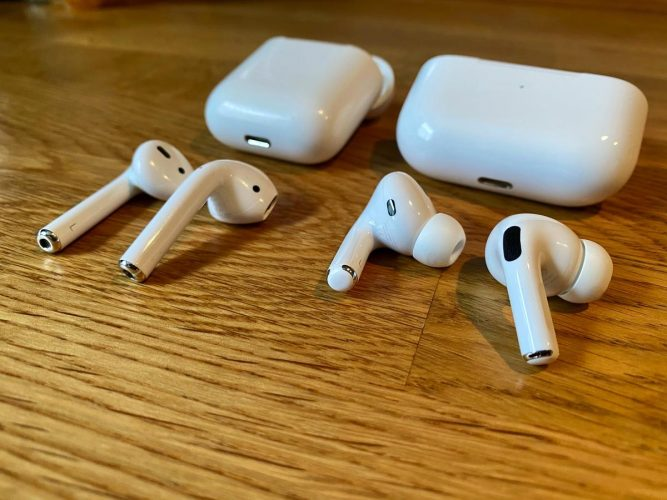 Airpods 1 Airpods 2 And Airpods Pro What Are The Differences