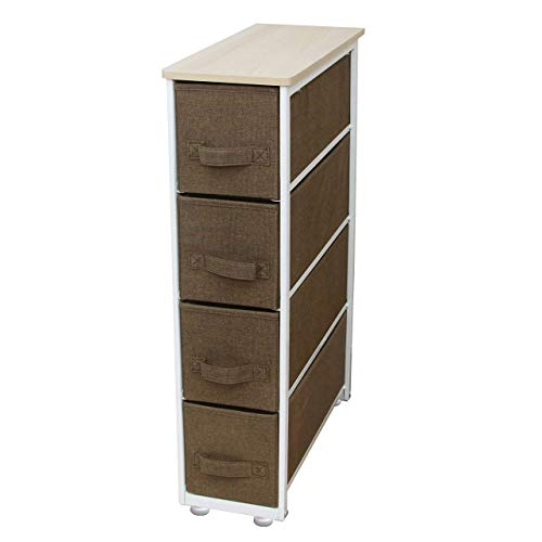 ITIDY Narrow-Storage-Drawers, Dresser, Chest of Drawers