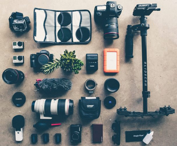 Top Camera Accessories for Creative Photography