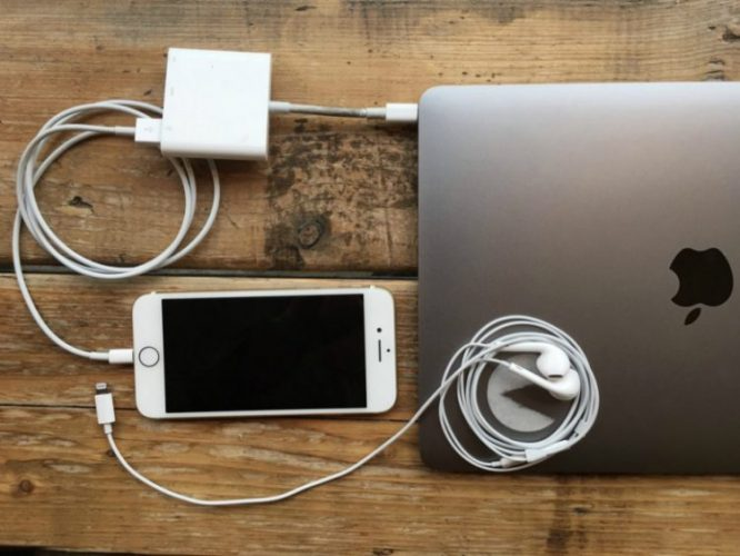 How to keep a MacBook charger from breaking