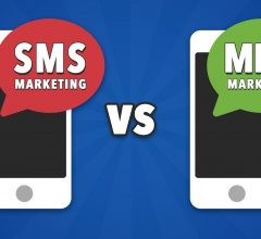 What are the Differences between SMS & MMS?