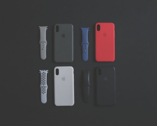 Phone covers, pouches, holsters, and cases