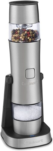 Cuisinart SG-3 Stainless Steel Rechargeable Spice Mill