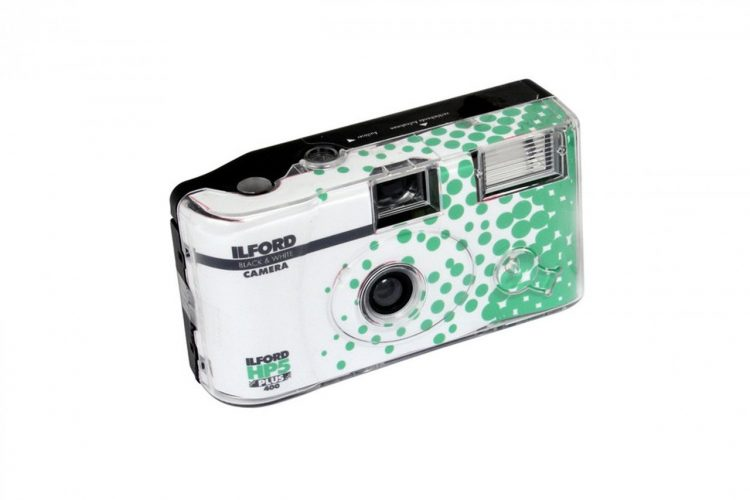 Why are young people interested in disposable camera?