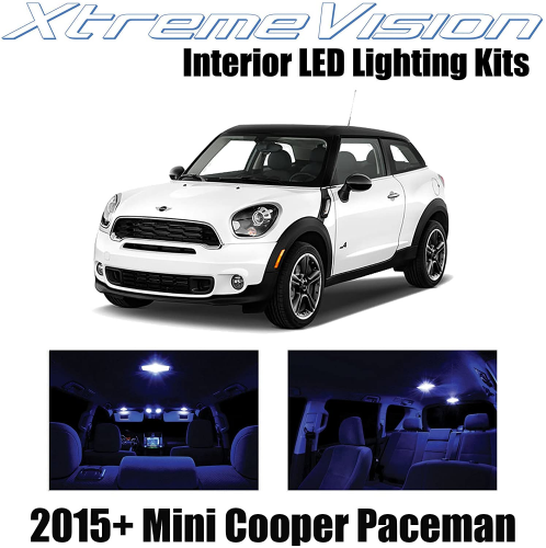Xtremevision Interior LED for Mini Cooper Paceman 2015+