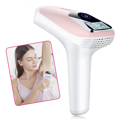 Permanent IPL Hair Removal for Women