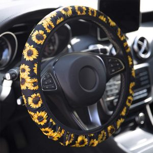 YR Universal Car Steering Wheel Covers