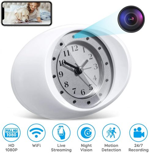 Omples Hidden Camera Spy Camera Wireless Security Nanny Cam