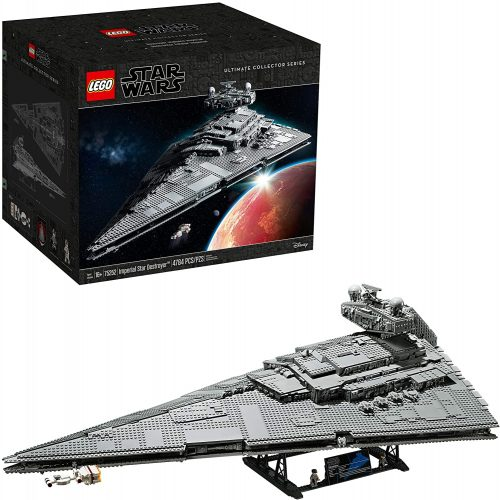 Lego Star Wars ultimate collector's Imperial Star Destroyer