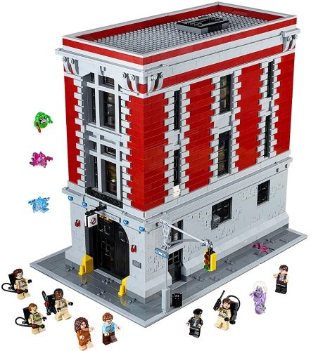 Lego Ghostbusters Fire Headquarter