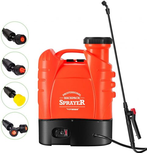 Vivosun Battery Backpack Sprayer