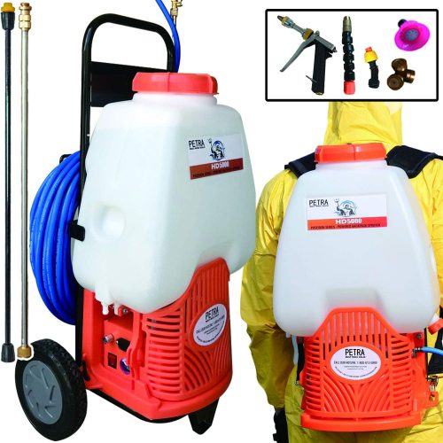 Petra Powered Backpack Sprayer